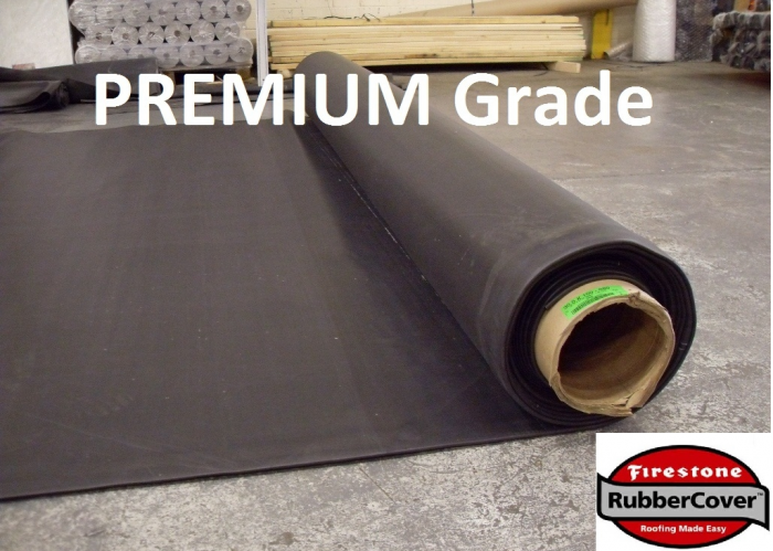 RubberCover EPDM Rubber Roofing