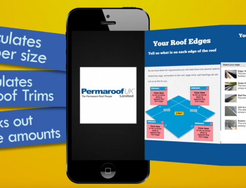 Permaroof launch roofing app