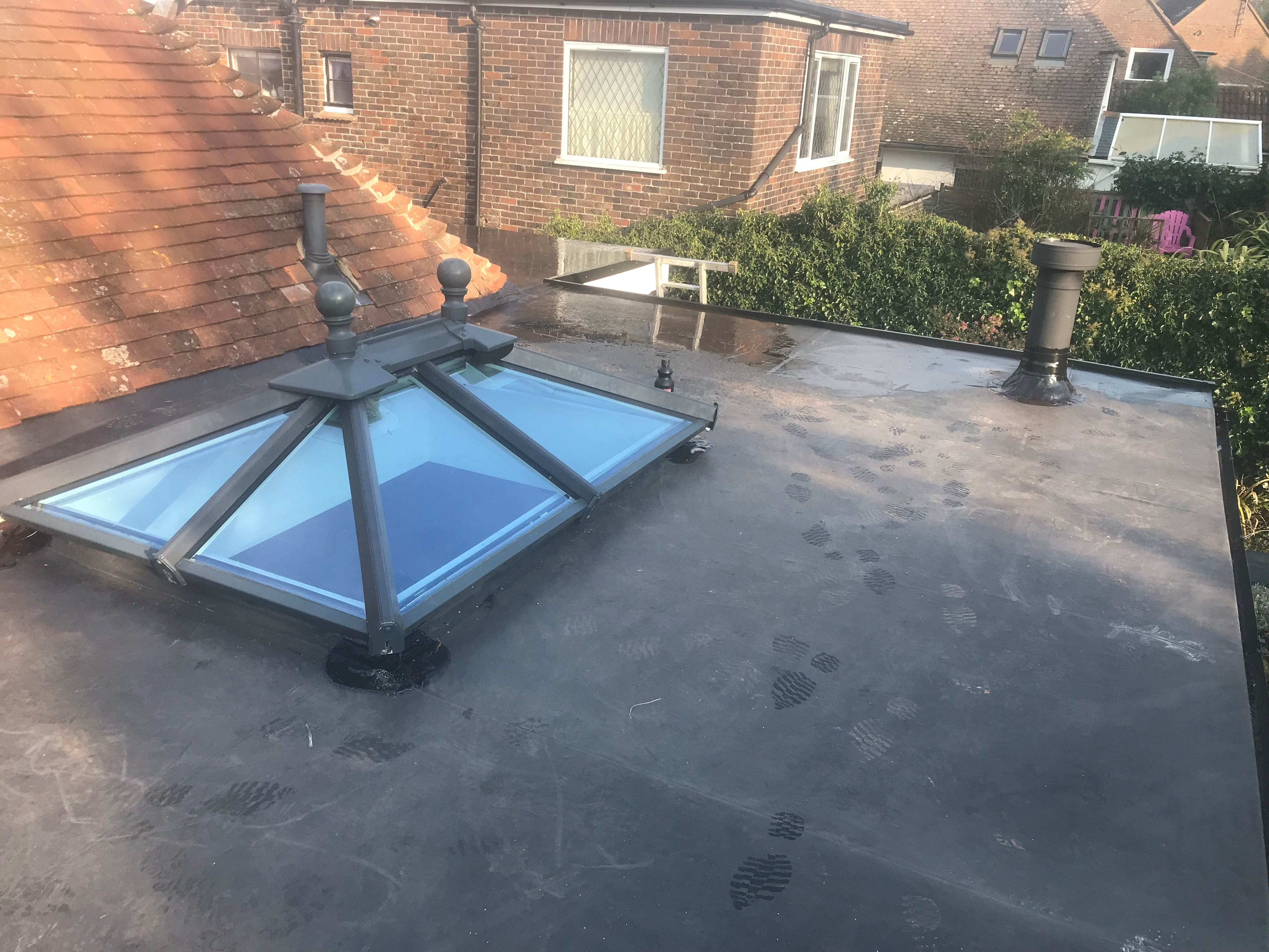 Flat Roof Lantern Brighton and Hove
