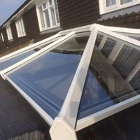 Skypods and Roof Lanterns Brighton