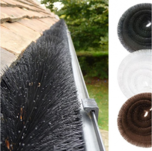 Say Goodbye to Clogged Gutters | Gutterbrush