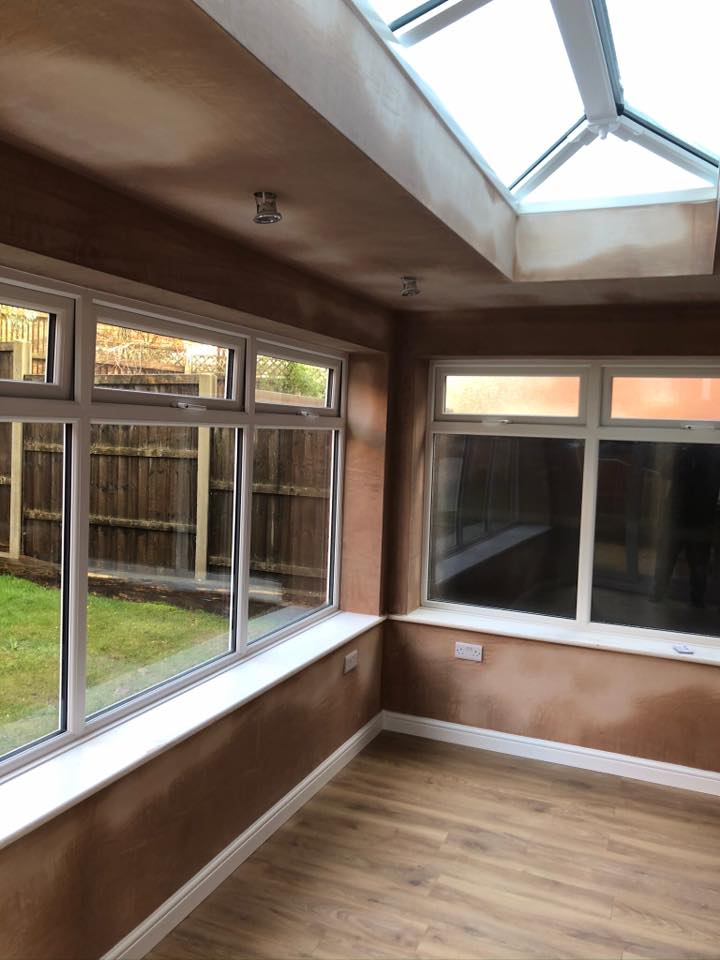 Brighton Conservatory Fitted
