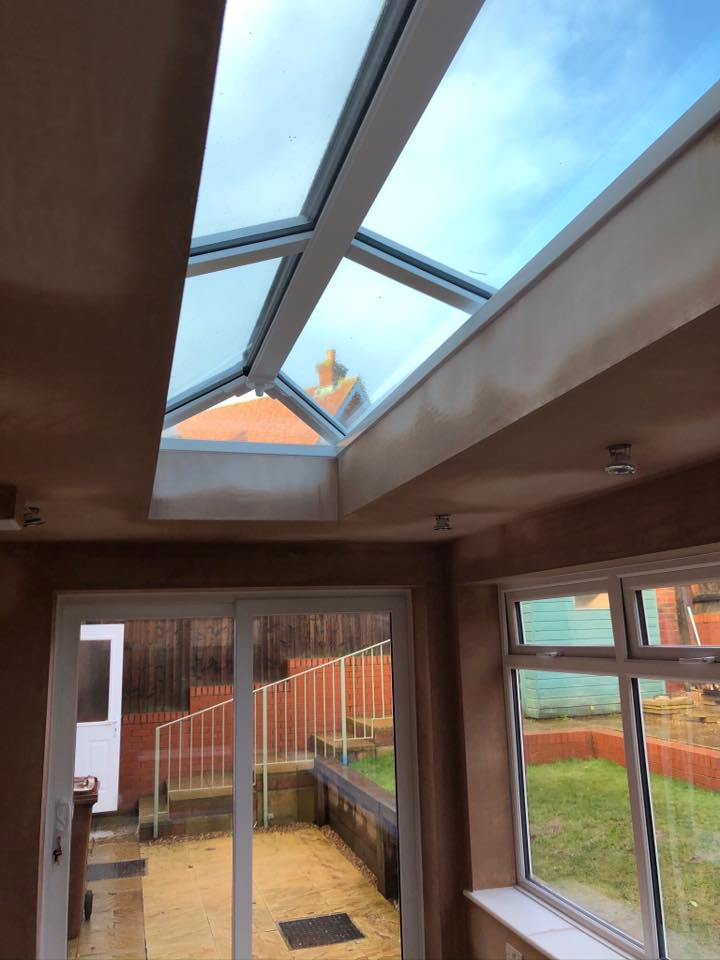 New Conservatory Brighton